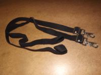 Benremmar för häst, elastiska och justerbara med karbinhakar
