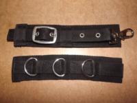 Frontspännekomplett för att ersätta befintligt frontspänne på ett hästtäcke